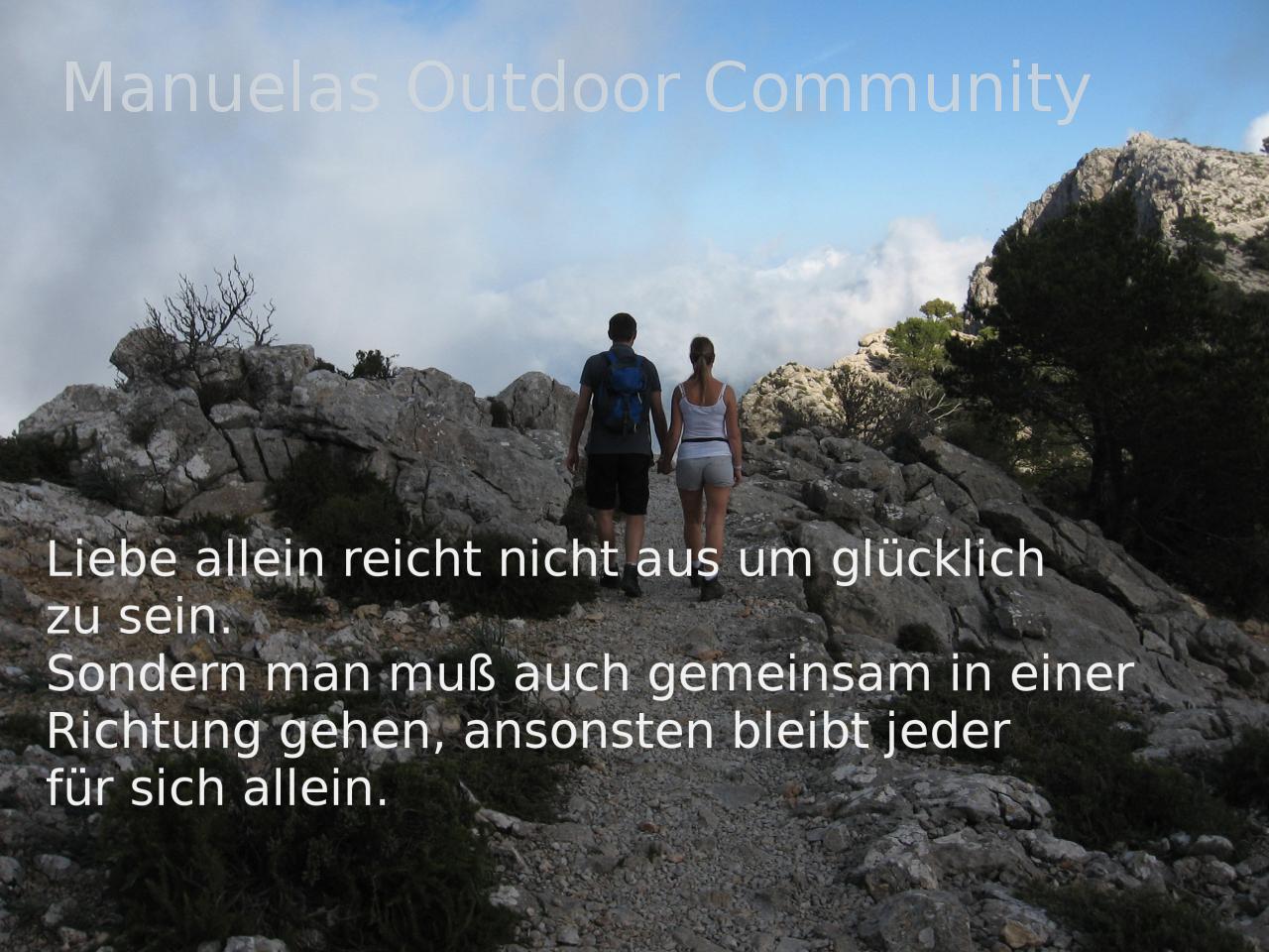 sprüche über zusammenhalt Liebe Zusammenhalt  Spruch: Outdoor Community sprüche über zusammenhalt